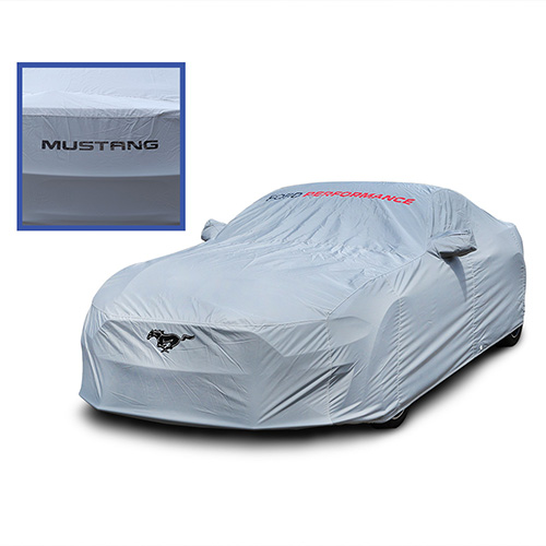 2015-2020 MUSTANG COUPE FORD PERFORMANCE CAR COVER