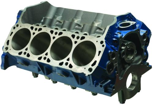 BOSS 351 ENGINE BLOCK 9.2 DECK BIG BORE