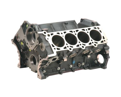 5.0L CAST IRON MODULAR BOSS ENGINE BLOCK