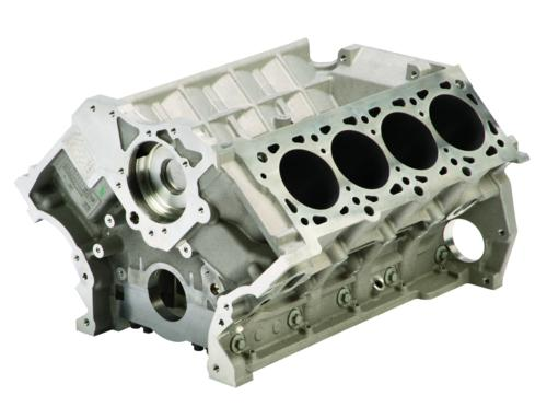 MUSTANG SHELBY GT500 5.4L PRODUCTION ALUMINUM CYLINDER BLOCK