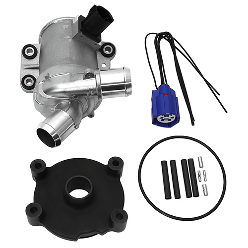 ELECTRIC WATER PUMP KIT FOR COYOTE 5.0L