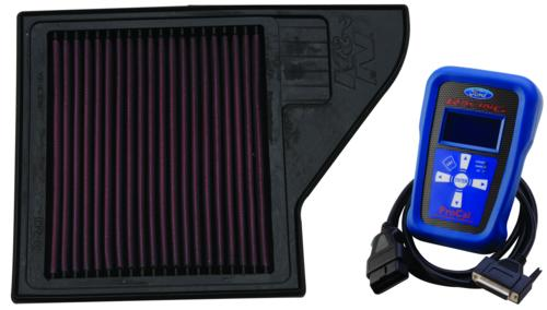 2011-2014 MUSTANG GT FORD PERFORMANCE CALIBRATION WITH HIGH FLOW K&N AIR FILTER