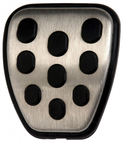 ALUMINUM AND URETHANE SPECIAL EDITION MUSTANG PEDAL COVER